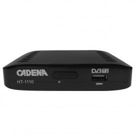 Приемник цифровой эфирный CADENA HT-1110