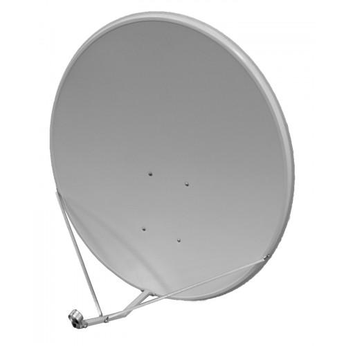 Спутниковая антенна СТВ-0,9 с кронштейном