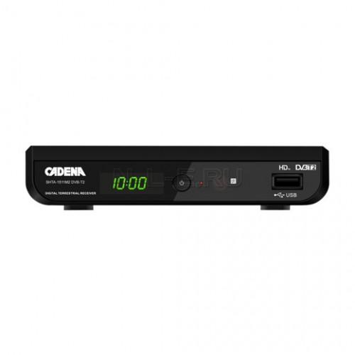 Приемник цифровой эфирный CADENA 1511M2 DVB-T2