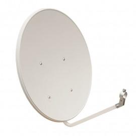 Антенна спутниковая офсетная АУМ СТВ-0,6ДФ-1.1 0,55 605