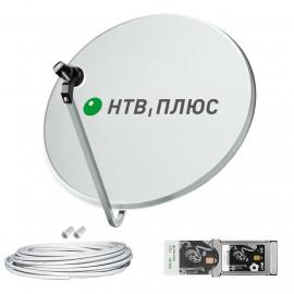 Комплект НТВ-плюс HD с CAM-модулем и антенной