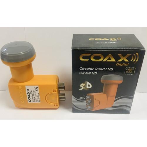 Конвертор COAX (круговой на 4 выхода)