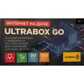 Комплект усиления интернета 3G/ 4G/LTE - Интернет на даче